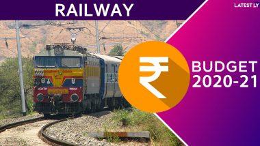 Budget 2020: रेल बजट अबकी बार होगा बेहद खास, क्या इस बार मिलेगी नई ट्रेनों की सौगात?