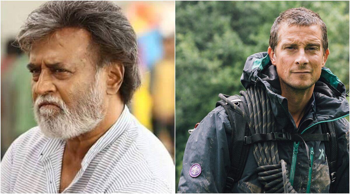 सुपरस्टार रजनीकांत बेयर ग्रिल्स के शो 'Man vs Wild' की शूटिंग के दौरान हुए घायल