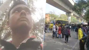 जामिया गोलीकांड: आरोपी राम भगत ने प्रदर्शनकारियों पर गोली चलाने से पहले घटनास्थल से किया फेसबुक लाइव, पूछताछ जारी