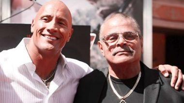 WWE फेम और हॉलीवुड स्टार ड्वेन जॉनसन के पिता रॉकी जॉनसन का निधन