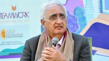 सलमान खुर्शीद ने सुप्रीम कोर्ट के फैसले का किया स्वागत, कहा- शाहीन बाग के प्रदर्शनकारियों और सरकार के बीच होनी चाहिए बातचीत