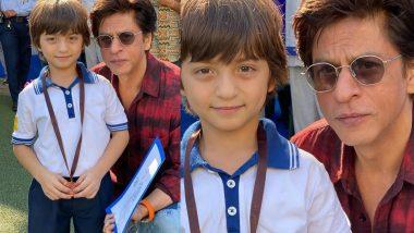 अबराम की इस कामयाबी को देख खुशी से झूम उठे शाहरुख खान, बताया अपना 'गोल्ड मेडल'