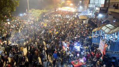 CAA Protest: शाहीन बाग के प्रदर्शनकारियों से दिल्ली पुलिस ने की कालिंदी कुंज मार्ग खोलने की अपील