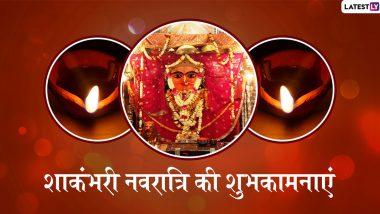 Shakambhari Navratri 2020: मां शाकंभरी की विधिवत पूजा-अर्चना करने से भक्तों को नहीं होती है अन्न-जल की कमी