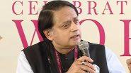 बीजेपी सांसदों ने Shashi Tharoor पर लगाया मनमानी का आरोप, आईटी की स्टैंडिंग कमेटी की मीटिंग का किया बहिष्कार