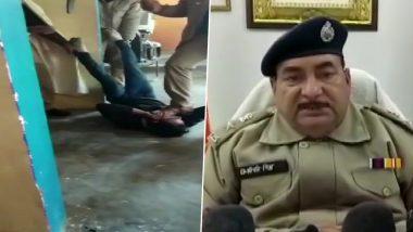 यूपी पुलिस का खौफनाक चेहरा आया सामने: चोरी के आरोपी युवक की बेरहमी से की पिटाई, तीन पुलिसवाले सस्पेंड, देखें वीडियो