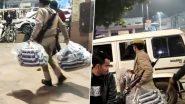 लखनऊ: CAA के विरोध प्रदर्शन के बीच कंबल जब्त करने की कार्रवाई पर यूपी पुलिस की सफाई, कहा- अफवाह न फैलाएं