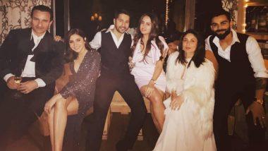 Happy New Year 2020: विराट-अनुष्का, सैफ-करीना और वरुण-नताशा ने एक साथ मनाया नए साल का जश्न, शेयर की शानदार तस्वीर