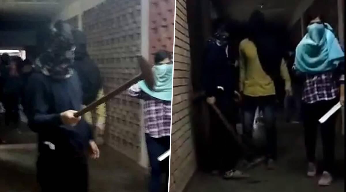 JNU हिंसा: अगर कैंपस में सही समय पर पुलिस को मिलती एंट्री तो टल सकती थी हिंसा!