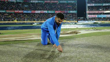 IND vs SL 1st T20 Match 2020: बिना कोई गेंद फेंके पहला T20 मैच बारिश की वजह से हुआ रद्द