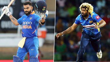 India vs Sri Lanka 1st T20I 2020 Live Score Update: पहला T20 मैच बारिश की वजह से रद्द हुआ