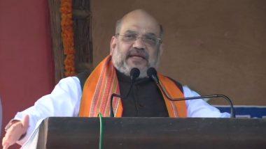दिल्ली विधानसभा चुनाव 2020: अमित शाह बोले-झूठे वादे करने की यदि प्रतिस्पर्धा हो तो केजरीवाल पहला पुरस्कार जीतेंगे