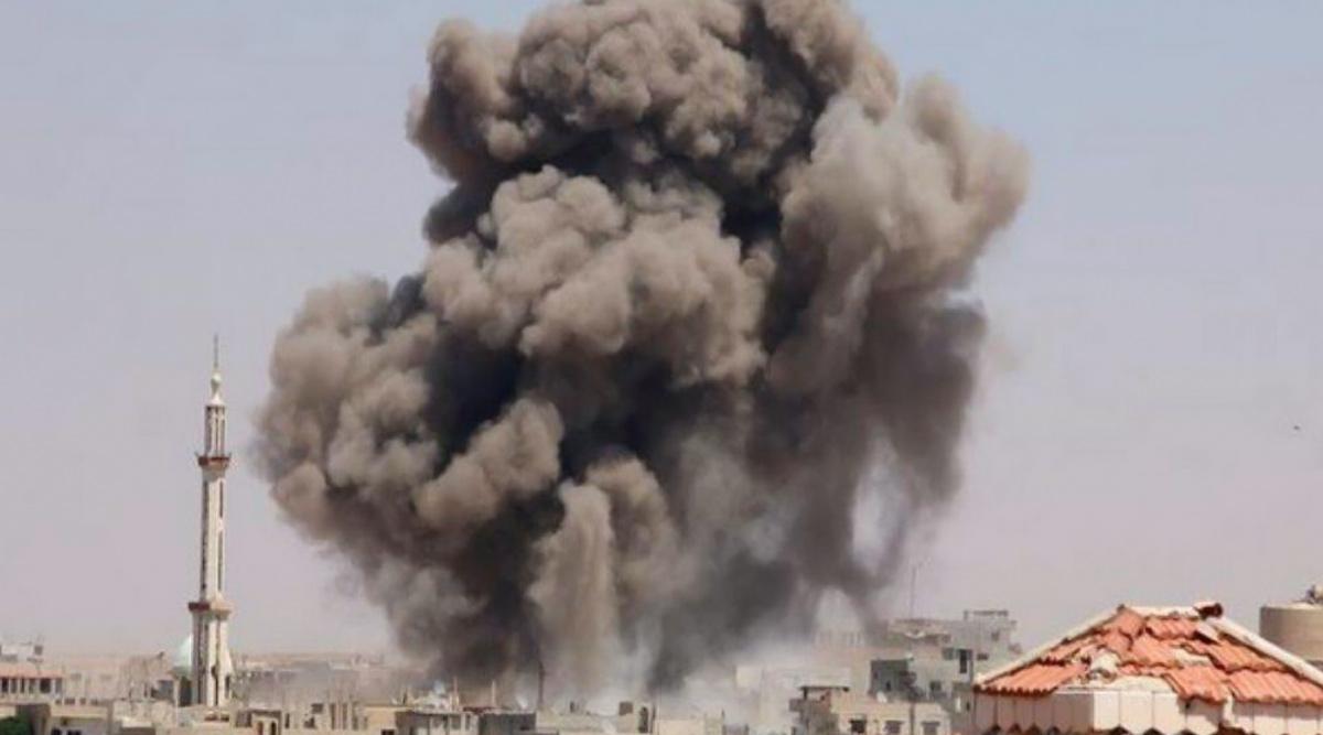 इराक: बगदाद में अमेरिकी दूतावास के पास बड़ा हमला, फिर दागे गए 5 राकेट- मचा हड़कंप