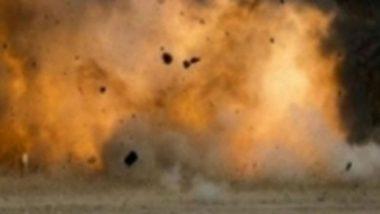 जम्मू-कश्मीर के पुंछ में नियंत्रण रेखा क्षेत्र में लगी आग, बारूदी सुरंगों में विस्फोट