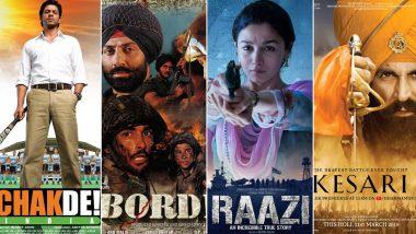 Republic Day 2020:देशभक्ति से जुड़ी इन पॉपुलर फिल्मों के साथ मनाएं गणतंत्र दिवस का जश्न