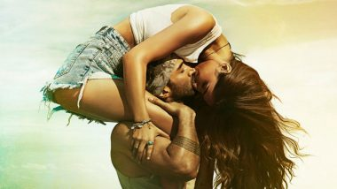 दिशा पटानी ने 'मलंग' को-स्टार आदित्य रॉय कपूर को किया Kiss, फिल्म से रोमांटिक पोस्टर हुआ रिलीज