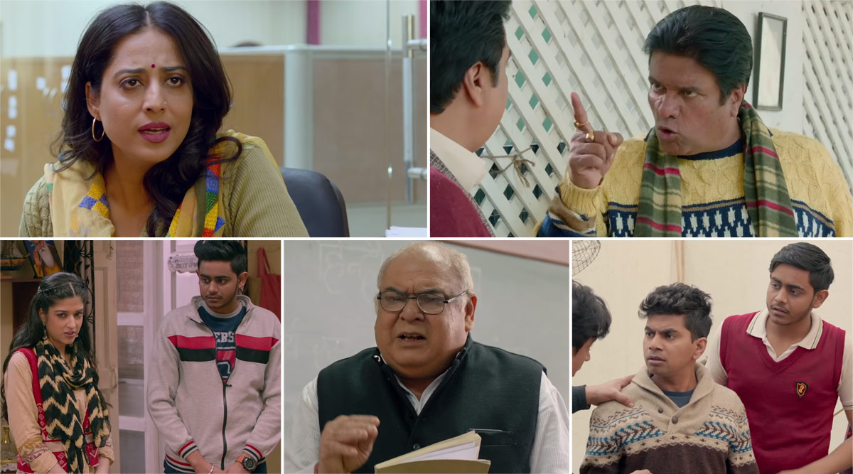 Doordarshan Trailer: माही गिल और मनु ऋषि चड्ढा की कॉमेडी फिल्म 'दूरदर्शन' का ट्रेलर हुआ रिलीज, देखें Video