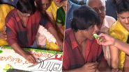 एक्टर दुनिया विजय ने तलवार से केक काटकर मनाया जन्मदिन का जश्न, पुलिस ने भेजा नोटिस