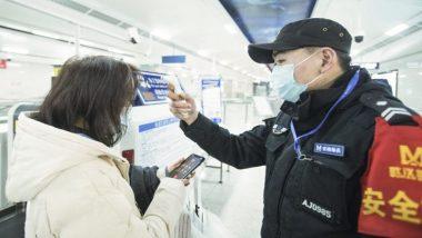 कोरोनावायरस को लेकर राजस्थान सरकार ने जारी की एडवाइजरी, कहा- मरीजों की पहचान के लिए एयरपोर्ट्स पर स्क्रीनिंग सुनिश्चित करें केंद्र
