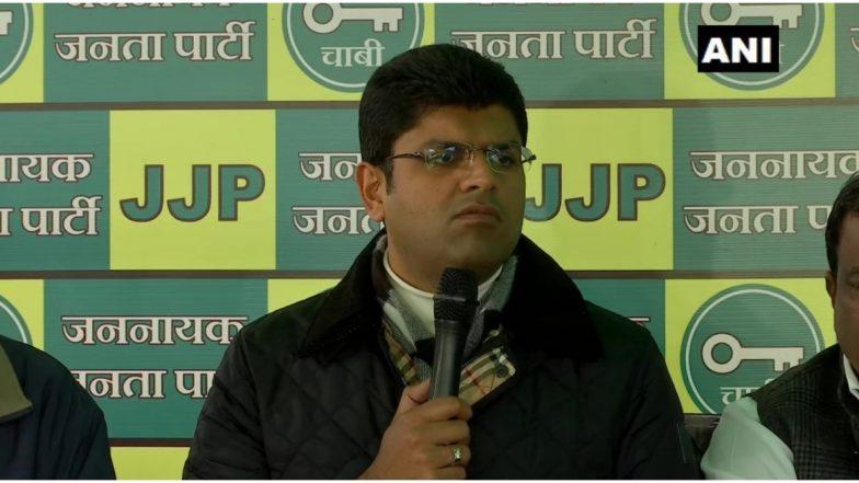 दिल्ली विधानसभा चुनाव 2020: JJP प्रमुख दुष्यंत चौटाला की पार्टी नहीं लड़ेगी चुनाव, बीजेपी को बाहर से देंगी समर्थन