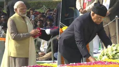 Mahatma Gandhi 72nd Death Anniversary: पीएम मोदी और राष्ट्रपति कोविंद ने दी श्रद्धांजलि, उपराष्ट्रपति वेंकैया नायडू ने कही ये बड़ी बात