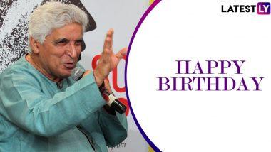 Javed Akhtar Birthday Special: इश्क और जुदाई का एहसास कराती है जावेद अख्तर की ये दिल छू लेने वाली शायरी