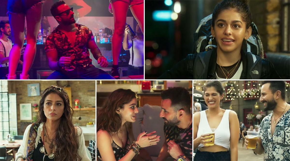 सैफ अली खान और तब्बू की फिल्म जवानी जानेमन का मजेदार ट्रेलर हुआ, आलिया फर्नीचरवाला ने भी किया इम्प्रेस