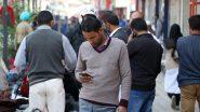 जम्मू-कश्मीर: घाटी में फिर से 2G मोबाइल इंटरनेट सेवा बंद, शाम 6 बजे होगी बहाल