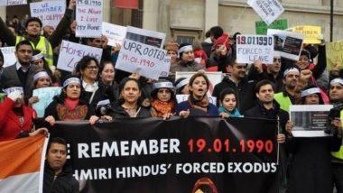 कश्मीरी पंडितों के पलायन के 30 साल: ट्विटर पर ट्रेंड कर रहा है #HumWapasAyenge, आज ही के दिन घाटी छोड़ने पर मजबूर हुए थे इस समुदाय के लोग
