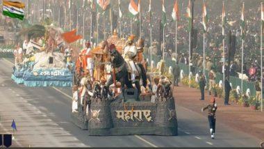 2020 गणतंत्र दिवस परेड में पश्चिम बंगाल के बाद महाराष्ट्र की झांकी को किया गया खारिज, शिवसेना ने दी यह प्रतिक्रिया