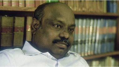 तमिलनाडु: पूर्व विधानसभा अध्यक्ष पी.एस. पांडियन का निधन, पिछले कुछ दिनों से थे बीमार