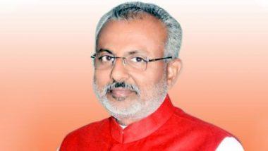 मोदी और योगी विरोधी नारे लगाने वालों को जिंदा दफन कर देंगे: यूपी सरकार के मंत्री रघुराज सिंह
