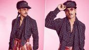 रणवीर सिंह का लेटस्ट फैशन देखकर हैरान हुए फैंस, पूछा- दीपिका पादुकोण के कपड़े पहन लिया क्या?