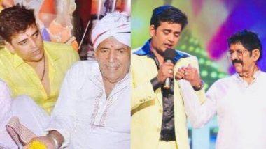 मशहूर भोजपुरी स्टार रवि किशन के पिता का हुआ देहांत, मणिकर्णिका घाट पर किया गया अंतिम संस्कार
