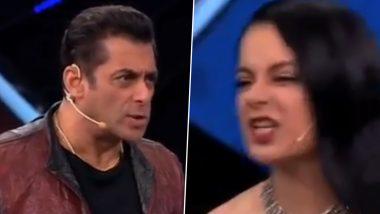 Bigg Boss 13 Weekend Ka War: सलमान खान पर क्यों चिल्लाई कंगना रनौत? बिग बॉस के सेट से सामने आया ये Video