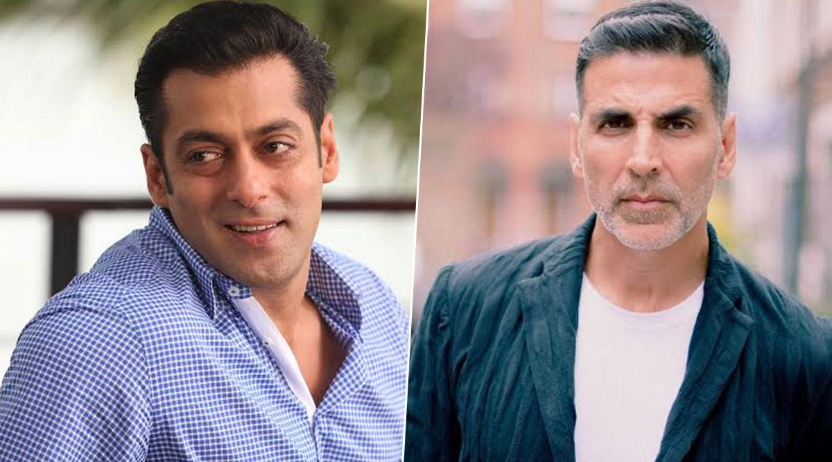 सलमान खान ने की नई फिल्म की घोषणा तो अक्षय कुमार ने दी बधाई, ट्विटर पर भाईजान के लिए कही ऐसी बात