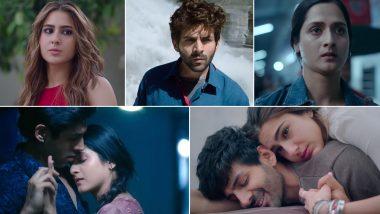 Love Aaj Kal Official Trailer: सारा अली खान और कार्तिक आर्यन स्टारर 'लव आज कल' का रोमांटिक ट्रेलर हुआ रिलीज, देखें Video