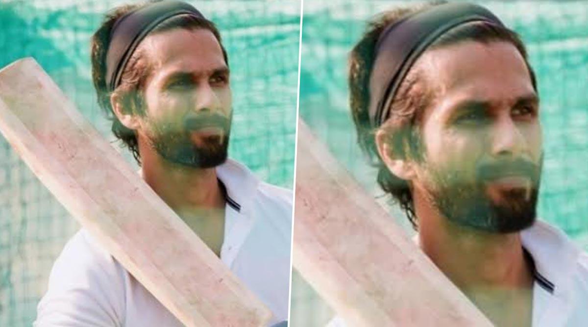 फिल्म जर्सी के सेट पर घायल हुए शाहिद कपूर, तेज बाउंसर बॉल से चेहरा हुआ ऐसा