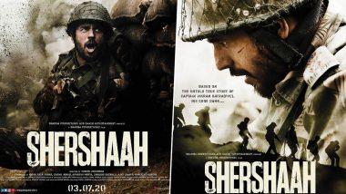 Shershaah First Look: कारगिल वॉर हीरो विक्रम बत्रा की भूमिका में दिखे सिद्धार्थ मल्होत्रा, जन्मदिन पर रिलीज हुआ 'शेरशाह' का फर्स्ट लुक