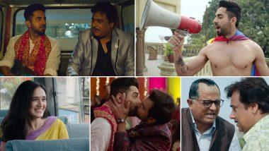 Shubh Mangal Zyada Saavdhan Trailer: आयुष्मान खुराना कीसमलैंगिक लव स्टोरी का रोमांटिक ट्रेलर हुआ रिलीज, देखें Video