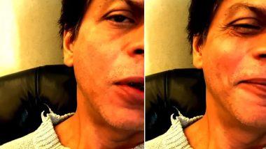 शाहरुख खान ने इंस्टाग्राम पर पोस्ट किया दिलचस्प वीडियो, नई फिल्म का संकेत तो नहीं?