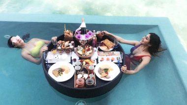 मौनी रॉय ने सेक्सी मोनोकिनी में शेयर की स्मोकिंग हॉट तस्वीरें, मालदीव में मना रही हैं छुट्टियां, देखें फोटोज
