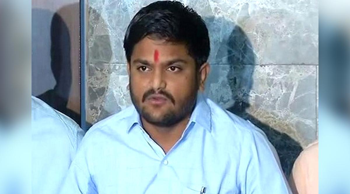 हार्दिक पटेल की पत्नी किंजल का गुजरात सरकार पर आरोप, कहा-पिछले 20 दिनों से लापता हैं मेरे पति