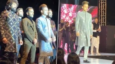 बिग बॉस के बाद अब फैशन के रैम्प पर दिखा असीम रियाज का जलवा, शो स्टॉपर बनकर मारी ग्रैंड एंट्री  (Video)