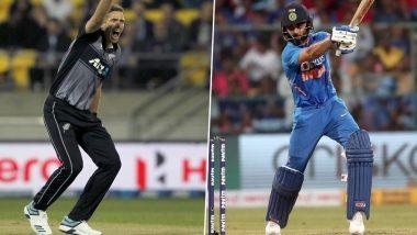 NZ 156/9 in 20 Overs (Target 163/3) | India vs New Zealand 5th T20 Match 2020 Live Score Update: जसप्रीत बुमराह को मिला 'मैन ऑफ द मैच' और लोकेश राहुल को 'प्लेयर ऑफ द सीरीज'