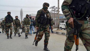 जम्मू-कश्मीर: सुरक्षाबलों ने तोड़ी हिजबुल मुजाहिद्दीन की कमर, कमांडर जहांगीर समेत तीन आतंकियों को उतारा मौत के घाट- भारी मात्रा में गोला-बारूद बरामद