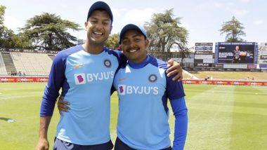 IND vs NZ 1st ODI Match 2020: पृथ्वी शॉ और मयंक अग्रवाल को विराट ने दिया बड़ा सम्मान, पहले ही मैच में दिया ये मुकाम