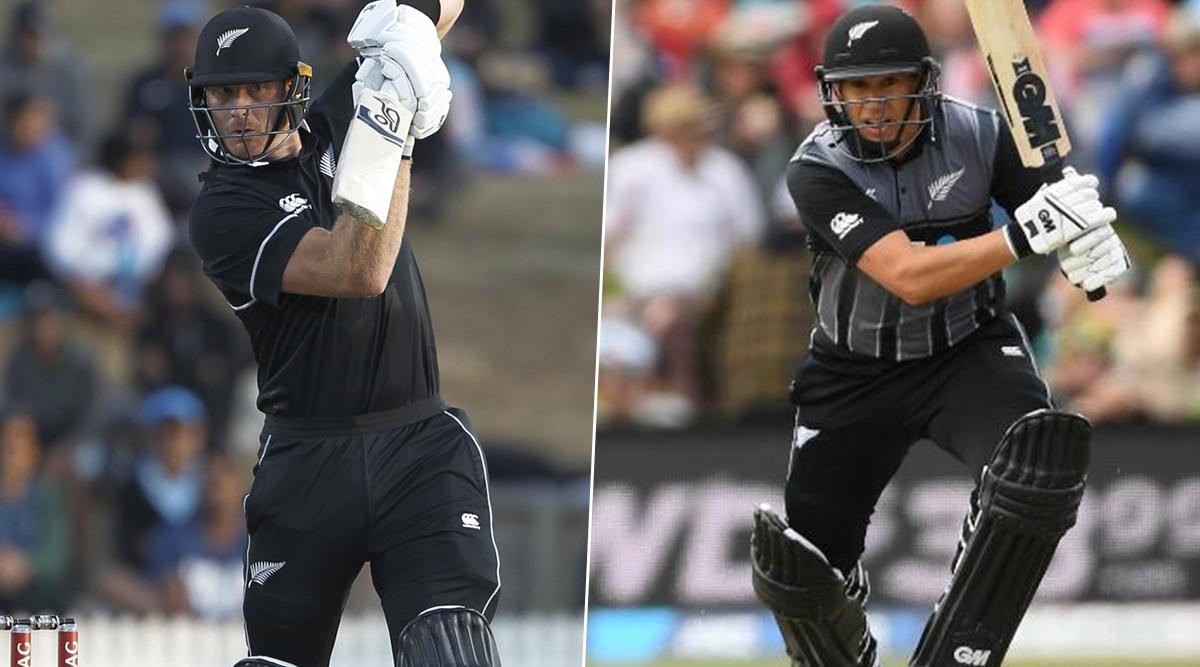 IND vs NZ 2nd ODI Match 2020: मार्टिन गप्टिल और रॉस टेलर ने लगाया अर्द्धशतक, न्यूजीलैंड ने भारत के सामने रखा 274 रन का लक्ष्य