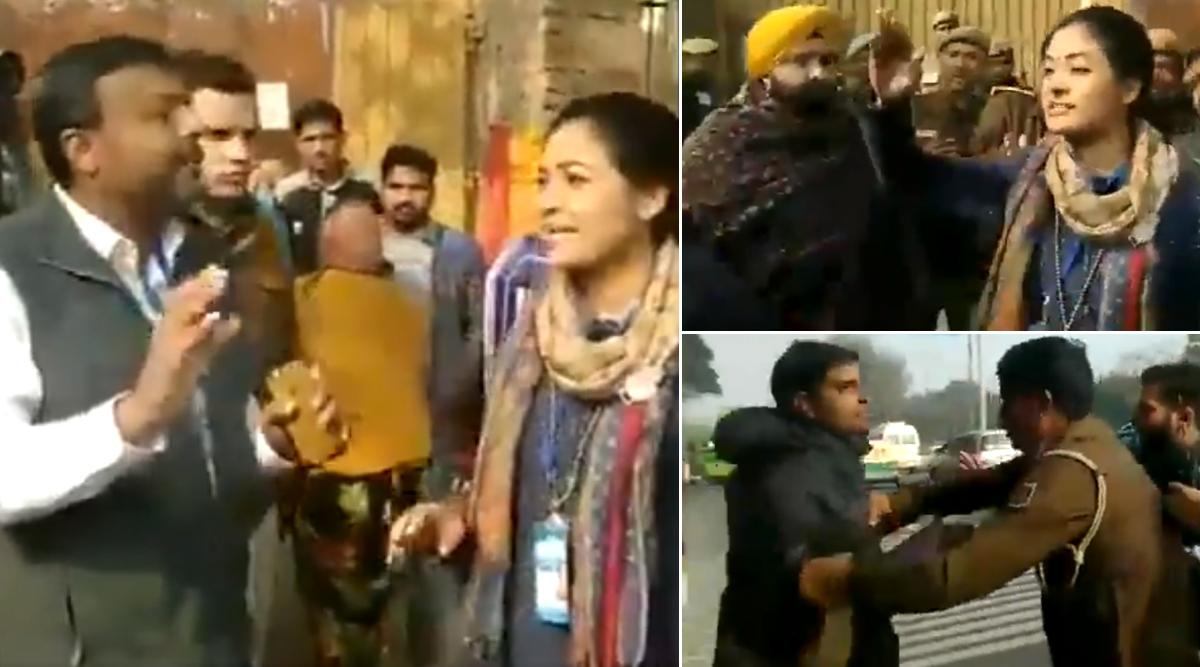 दिल्ली विधानसभा चुनाव 2020: कांग्रेस प्रत्याशी अलका लांबा ने AAP कार्यकर्ता पर उठाया हाथ, संजय सिंह बोले- EC से करेंगे शिकायत