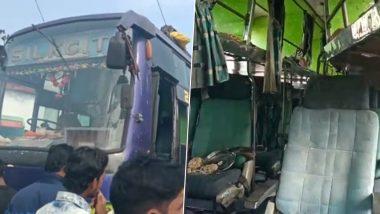 ओडिशा में बड़ा हादसा, बिजली के तार की चपेट में आई बस, 6 लोगों की मौत 40 घायल